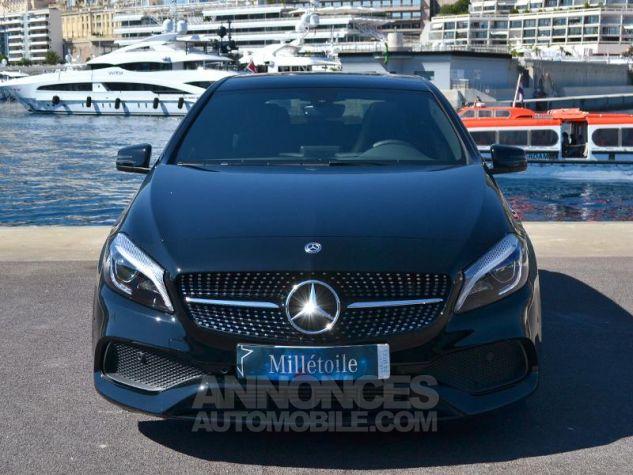 Mercedes Classe A 200 d Fascination 4Matic 7G-DCT Noir Cosmos Occasion - 1