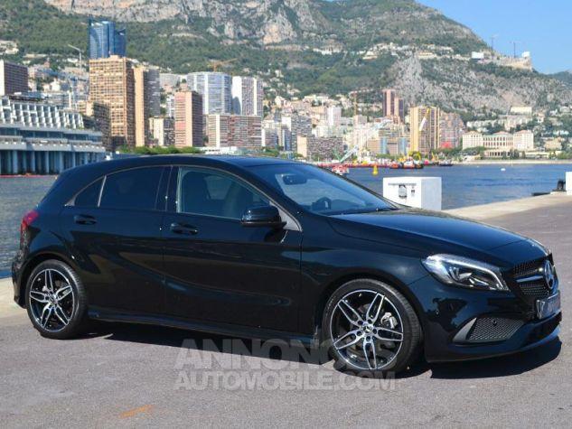 Mercedes Classe A 200 d Fascination 4Matic 7G-DCT Noir Cosmos Occasion - 2
