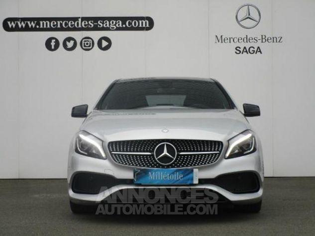 Mercedes Classe A 200 d Fascination 7G-DCT GRIS C Occasion - 8