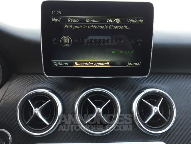 Mercedes Classe A 200 d Fascination 7G-DCT Noir Métal Occasion - 3