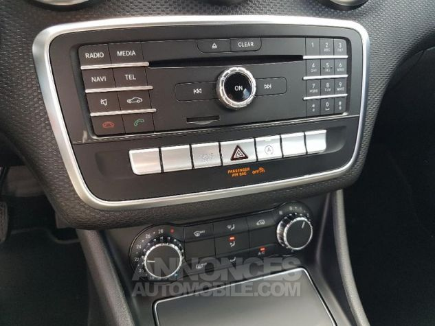Mercedes Classe A 200 d Inspiration 7G-DCT NOIR COSMOS Occasion - 6