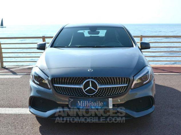 Mercedes Classe A 200 d Sport Edition 7G-DCT Gris Montagne Occasion - 1