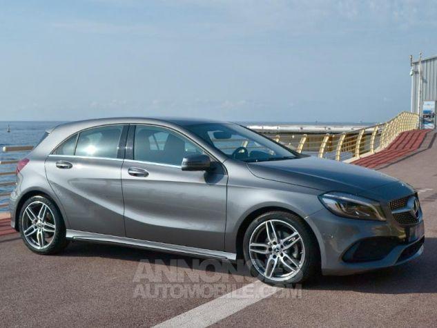 Mercedes Classe A 200 d Sport Edition 7G-DCT Gris Montagne Occasion - 2