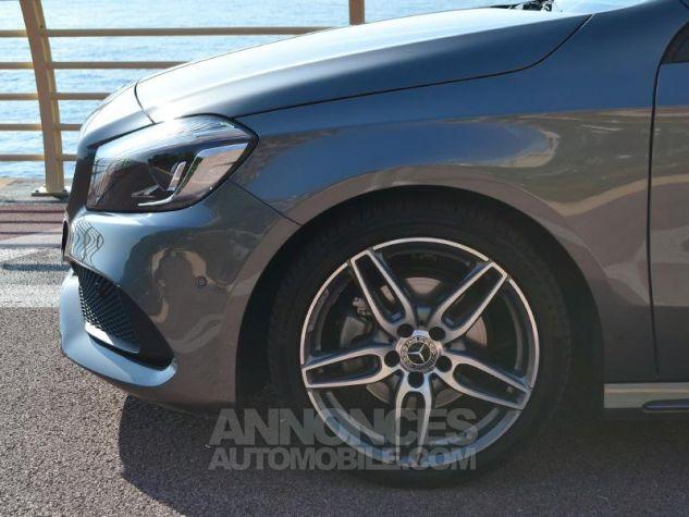 Mercedes Classe A 200 d Sport Edition 7G-DCT Gris Montagne Occasion - 6
