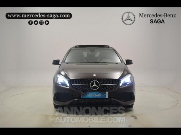 Mercedes Classe A 200 Fascination 7G-DCT Marron Orient Occasion - 10