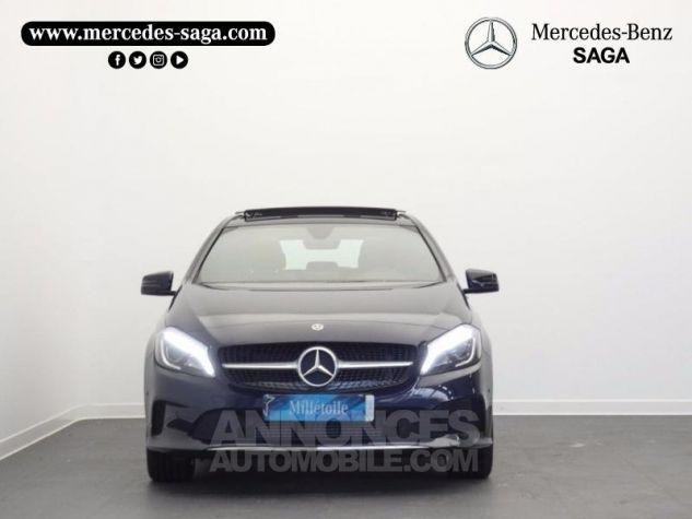 Mercedes Classe A 200 Sensation 7G-DCT Bleu Foncé Métal Occasion - 5