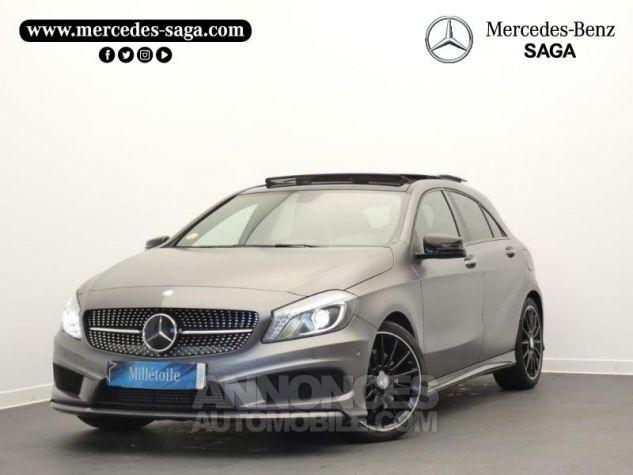 Mercedes Classe A 220 CDI Fascination 7G-DCT Gris Montagne MAGNO Occasion - 0