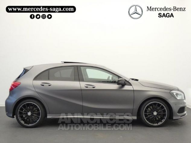 Mercedes Classe A 220 CDI Fascination 7G-DCT Gris Montagne MAGNO Occasion - 6