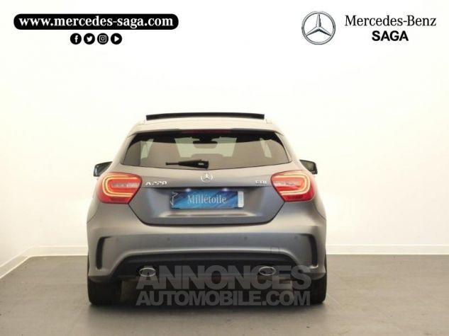 Mercedes Classe A 220 CDI Fascination 7G-DCT Gris Montagne MAGNO Occasion - 7