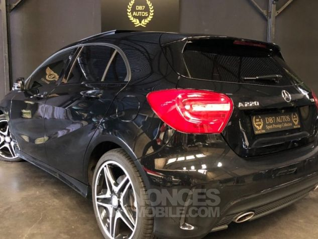 Mercedes Classe A 220 CDI FASCINATION PACK AMG NOIR Occasion - 2