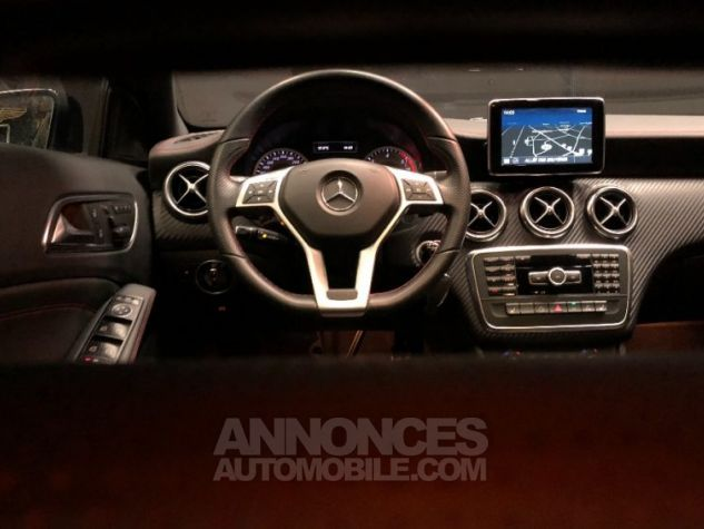 Mercedes Classe A 220 CDI FASCINATION PACK AMG NOIR Occasion - 12