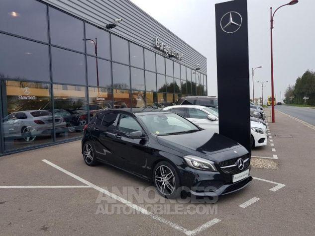 Mercedes Classe A 220 d Fascination 7G-DCT NOIR COSMOS Occasion - 0
