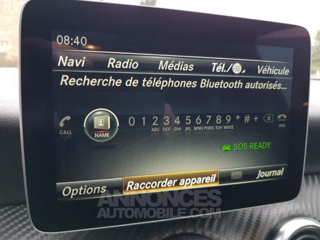 Mercedes Classe A 220 d Fascination 7G-DCT NOIR COSMOS Occasion - 12