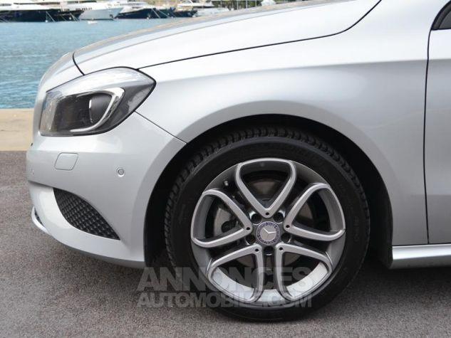 Mercedes Classe A 220 d Sensation 7G-DCT Gris Occasion - 6