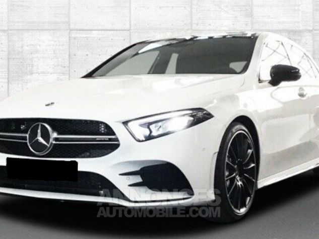 Mercedes Classe A 35 AMG 306CH 4MATIC 7G-DCT SPEEDSHIFT AMG BLANC Occasion - 4