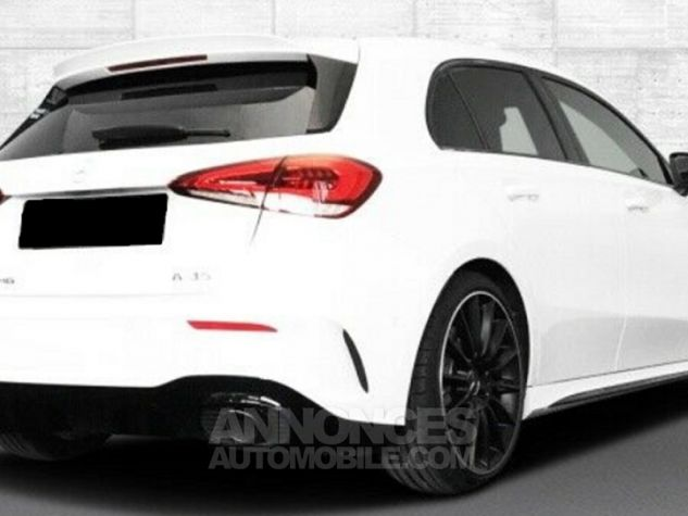 Mercedes Classe A 35 AMG 306CH 4MATIC 7G-DCT SPEEDSHIFT AMG BLANC Occasion - 5