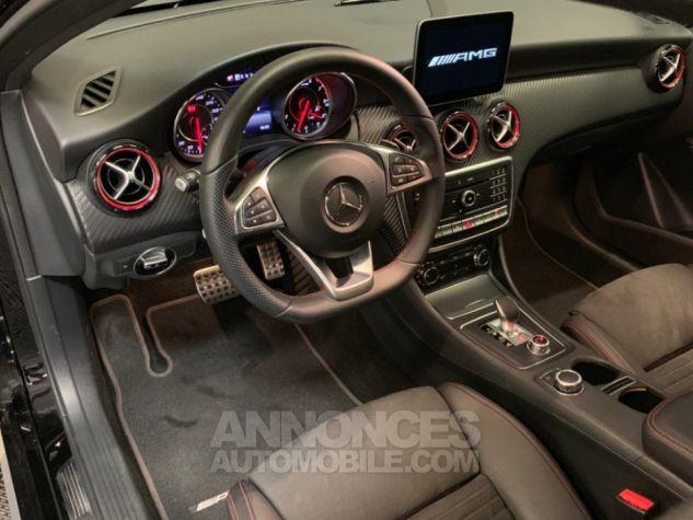 Mercedes Classe A 45 A Speedshift DCT 4-Matic NOIR Occasion - 7
