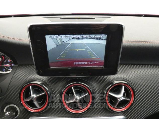 Mercedes Classe A 45 AMG 4Matic SPEEDSHIFT-DCT Rouge Jupiter Occasion - 10