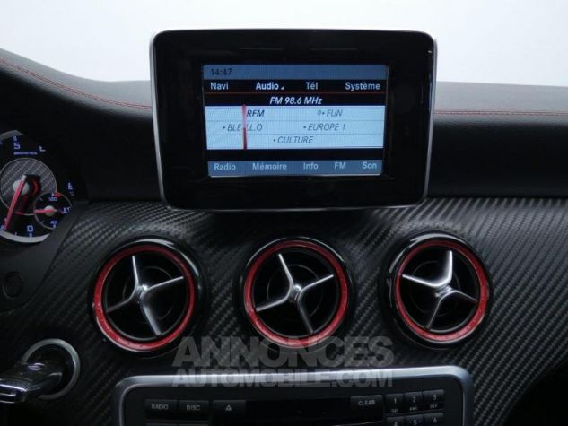Mercedes Classe A 45 AMG 4Matic SPEEDSHIFT-DCT Rouge Jupiter Occasion - 11
