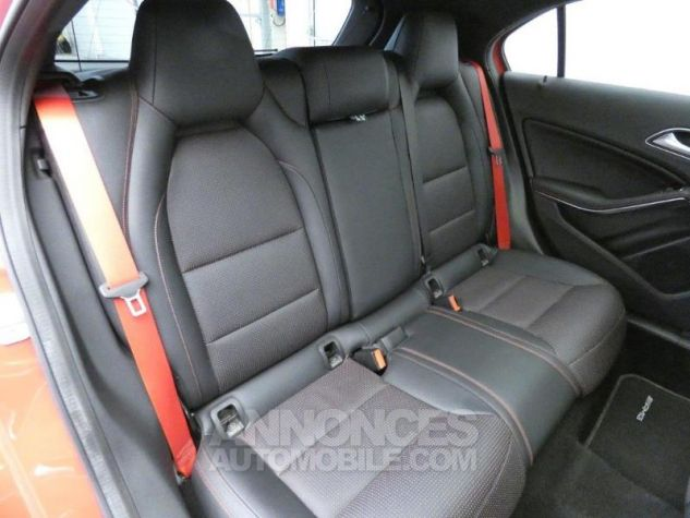 Mercedes Classe A 45 AMG 4Matic SPEEDSHIFT-DCT Rouge Jupiter Occasion - 16