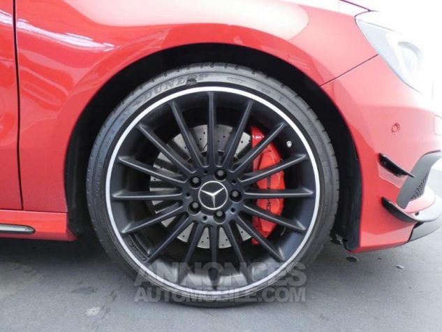 Mercedes Classe A 45 AMG 4Matic SPEEDSHIFT-DCT Rouge Jupiter Occasion - 18
