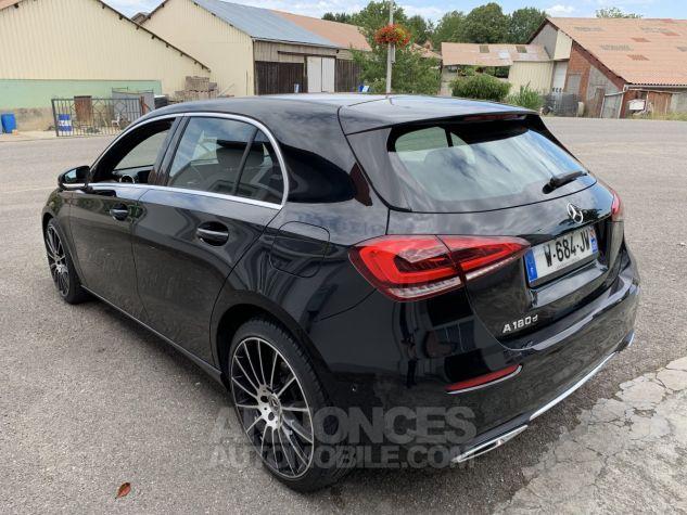 Mercedes Classe A A 180d 7g-tronic Noir Occasion - 2