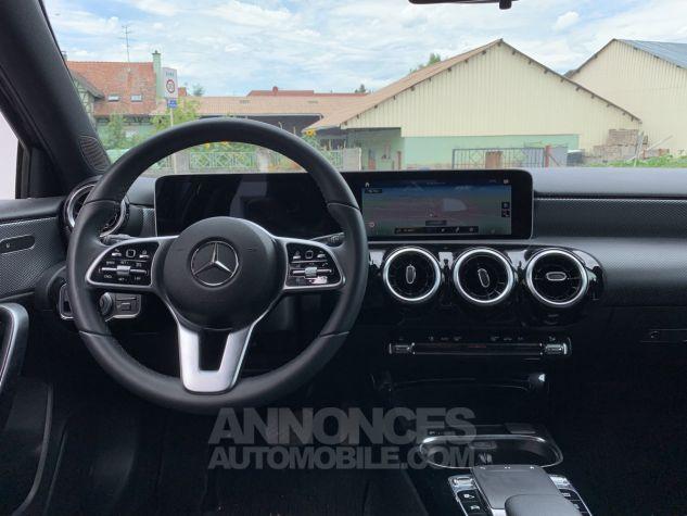 Mercedes Classe A A 180d 7g-tronic Noir Occasion - 4