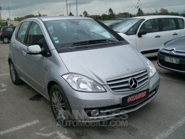 Mercedes Classe A W169 180 CDI ELEGANCE GRIS Occasion - 0