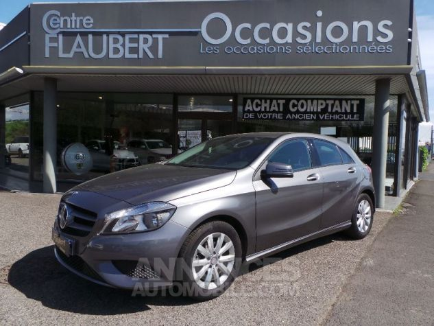 Mercedes Classe A W176 160 CDI INTUITION GRIS Occasion - 0