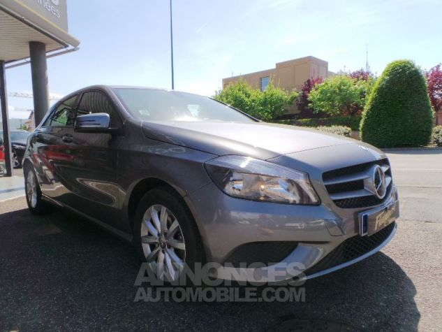 Mercedes Classe A W176 160 CDI INTUITION GRIS Occasion - 1