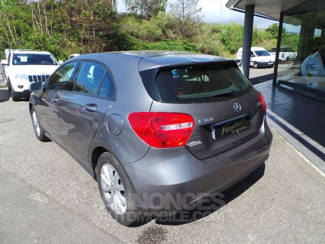 Mercedes Classe A W176 160 CDI INTUITION GRIS Occasion - 3