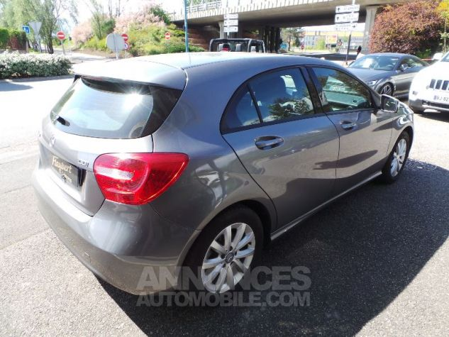 Mercedes Classe A W176 160 CDI INTUITION GRIS Occasion - 4