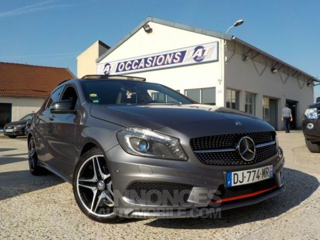 Mercedes Classe A W176 180 CDI FASCINATION 7G-DCT GRIS FONCE Occasion - 0