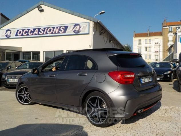 Mercedes Classe A W176 180 CDI FASCINATION 7G-DCT GRIS FONCE Occasion - 2