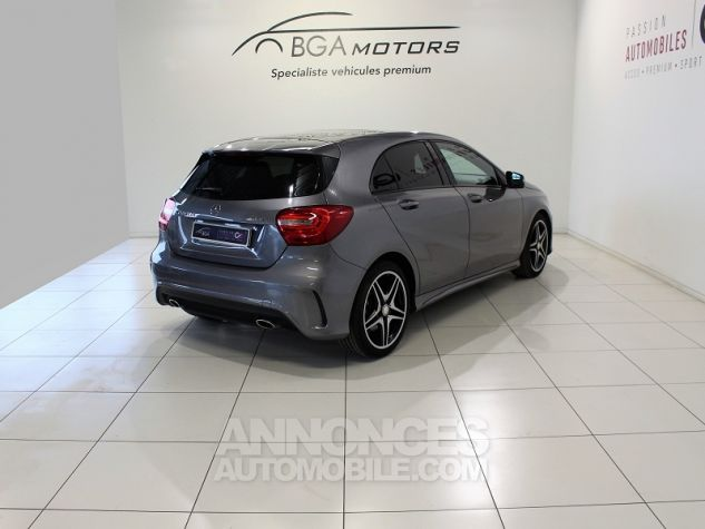 Mercedes Classe A (W176) 200 CDI FASCINATION 4MATIC 7G-DCT Gris Occasion - 1