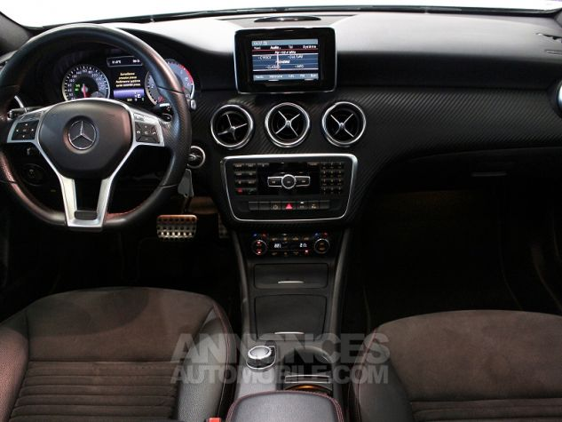 Mercedes Classe A (W176) 200 CDI FASCINATION 4MATIC 7G-DCT Gris Occasion - 4