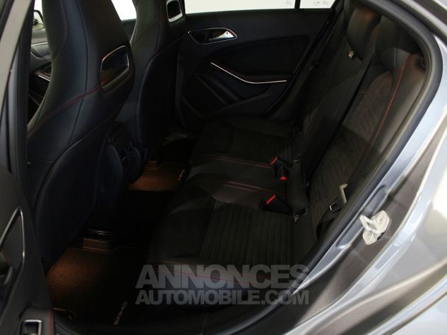 Mercedes Classe A (W176) 200 CDI FASCINATION 4MATIC 7G-DCT Gris Occasion - 5