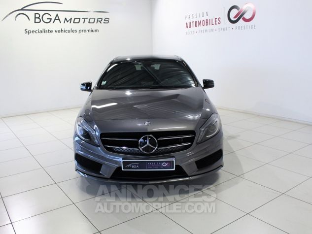 Mercedes Classe A (W176) 200 CDI FASCINATION 4MATIC 7G-DCT Gris Occasion - 10