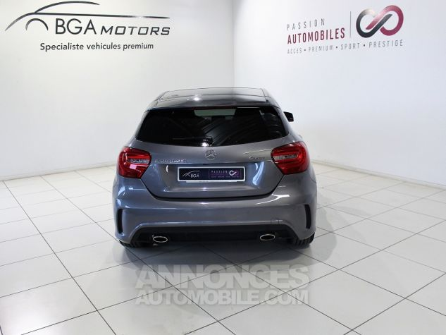 Mercedes Classe A (W176) 200 CDI FASCINATION 4MATIC 7G-DCT Gris Occasion - 11