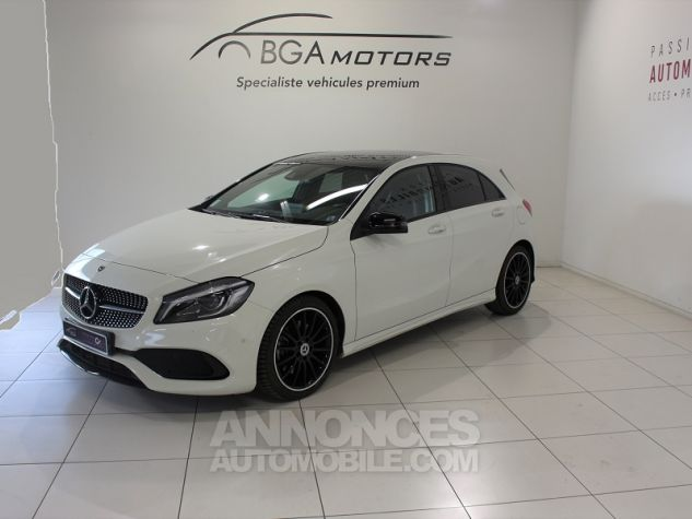 Mercedes Classe A (W176) 220 D FASCINATION 4MATIC 7G-DCT Blanc Occasion - 0