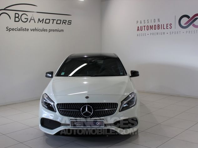 Mercedes Classe A (W176) 220 D FASCINATION 4MATIC 7G-DCT Blanc Occasion - 10
