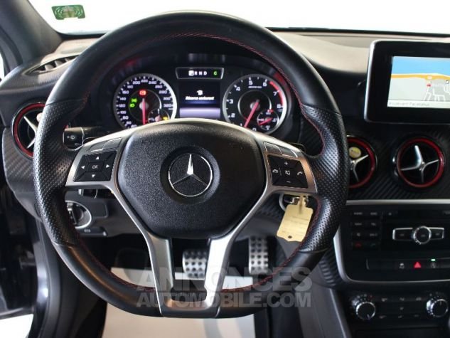 Mercedes Classe A (W176) 45 AMG 4MATIC SPEEDSHIFT-DCT Noir Occasion - 2