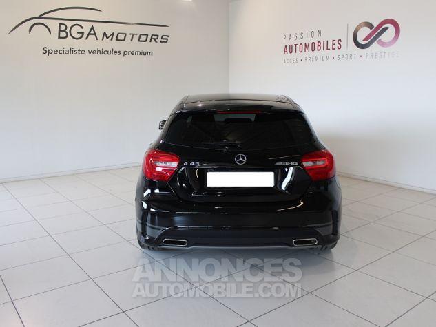 Mercedes Classe A (W176) 45 AMG 4MATIC SPEEDSHIFT-DCT Noir Occasion - 12