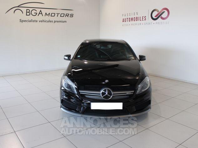 Mercedes Classe A (W176) 45 AMG 4MATIC SPEEDSHIFT-DCT Noir Occasion - 13