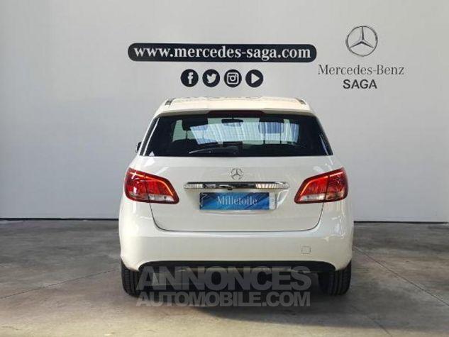 Mercedes Classe B 160 d 90ch Intuition BLANC CIRRUS Occasion - 3