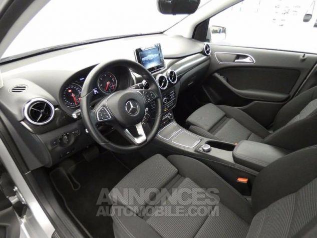 Mercedes Classe B 160 d Business 7G-DCT Argent Polaire Occasion - 7