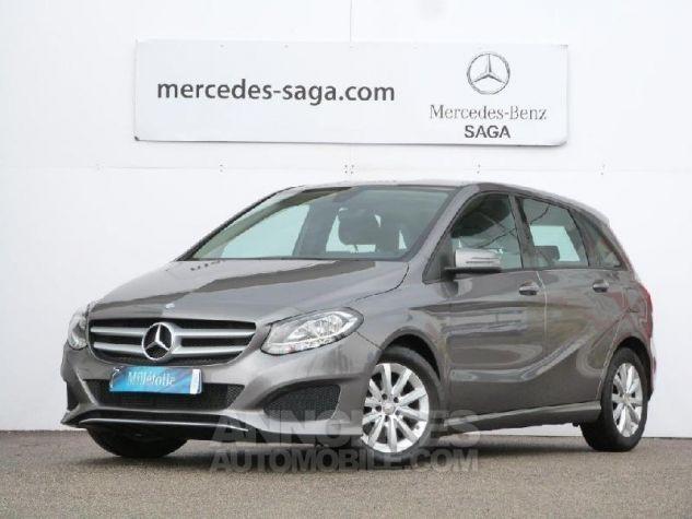 Mercedes Classe B 180 CDI Business 7G-DCT Gris Montagne Occasion - 0
