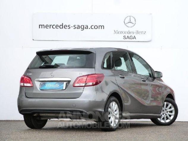 Mercedes Classe B 180 CDI Business 7G-DCT Gris Montagne Occasion - 1