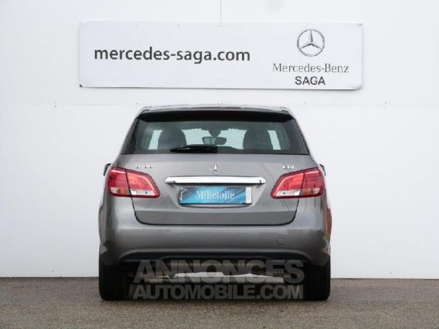 Mercedes Classe B 180 CDI Business 7G-DCT Gris Montagne Occasion - 4