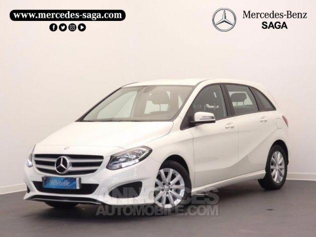 Mercedes Classe B 180 CDI Business 7G-DCT Blanc Cirrus Occasion - 0
